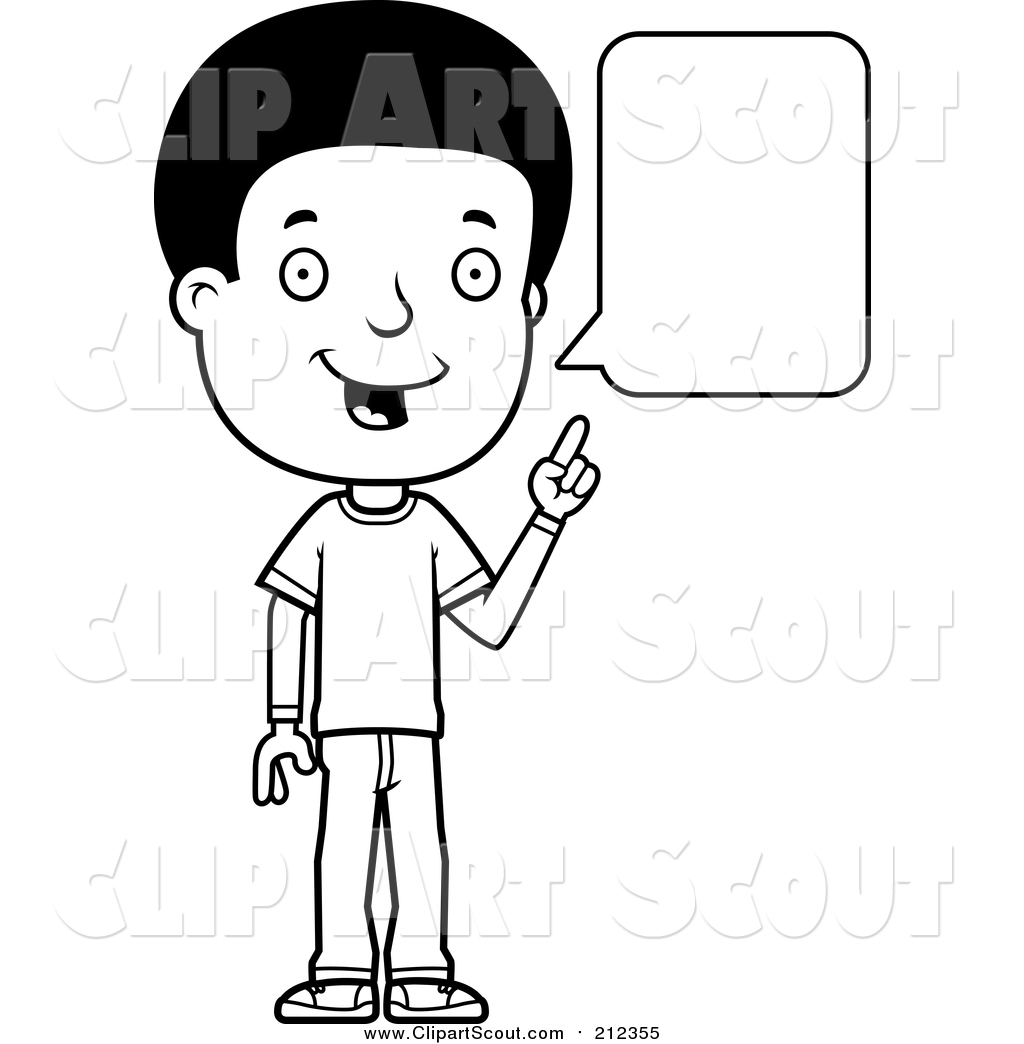 Royalty Free Stock Scout Designs of Coloring Pages - Page 2
