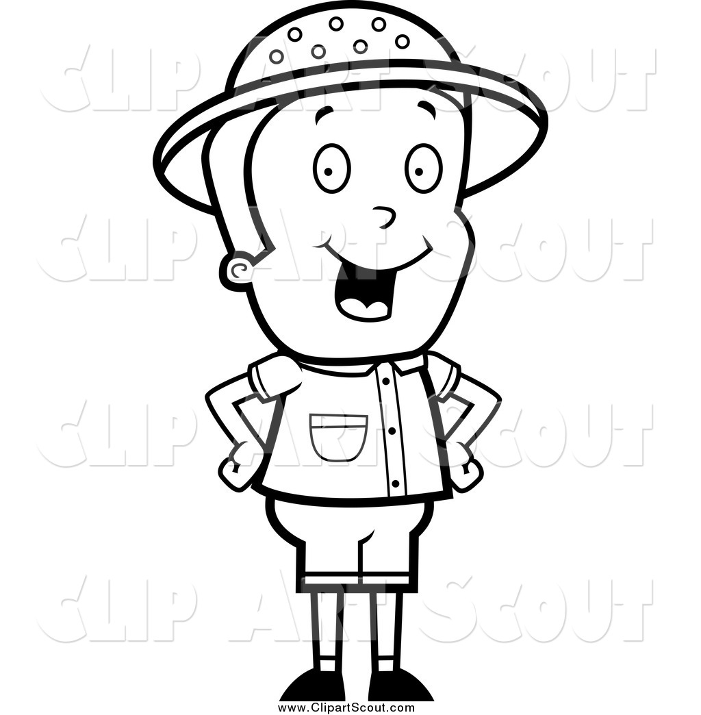 royalty free stock scout designs of coloring pages page 2