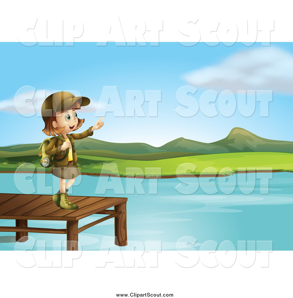 Lake Clip Art Free Royalty free clipart of a