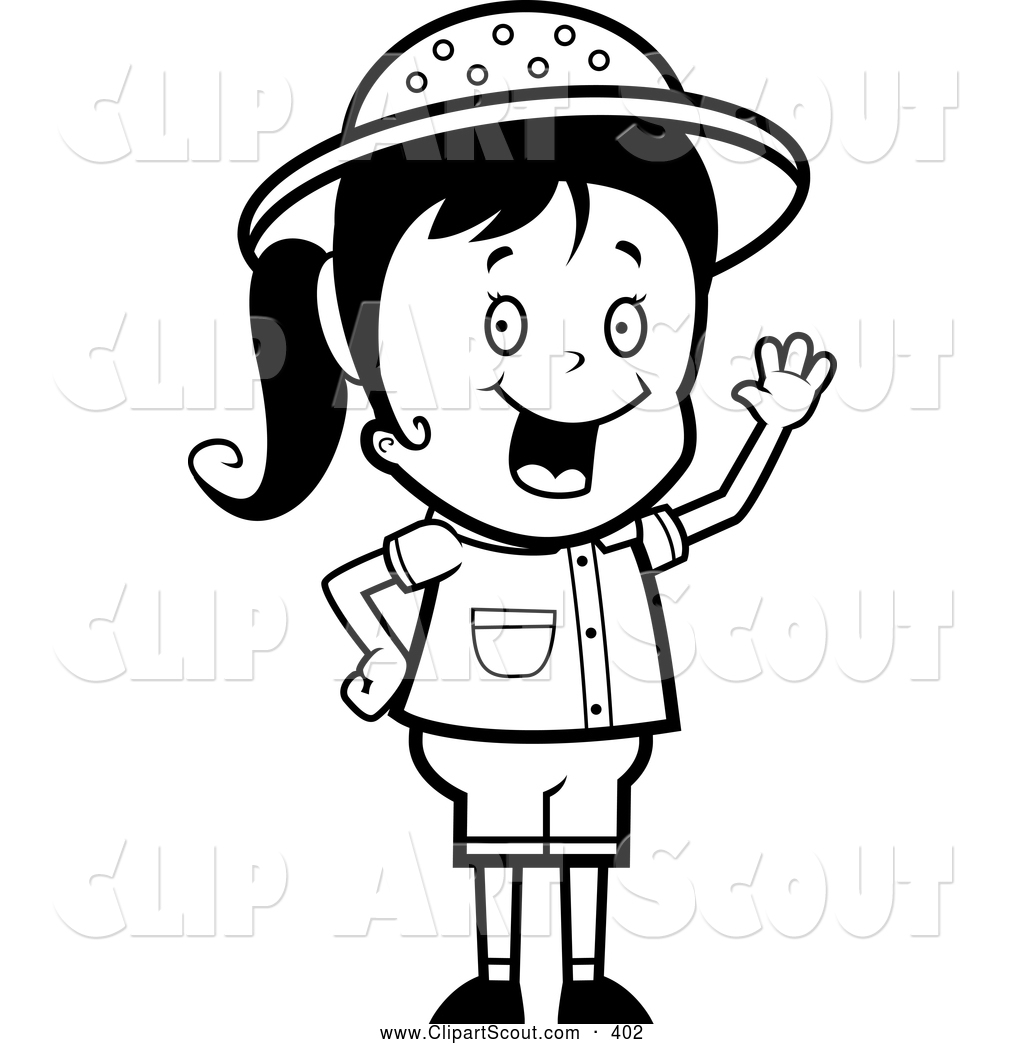 safari people coloring pages - photo#21